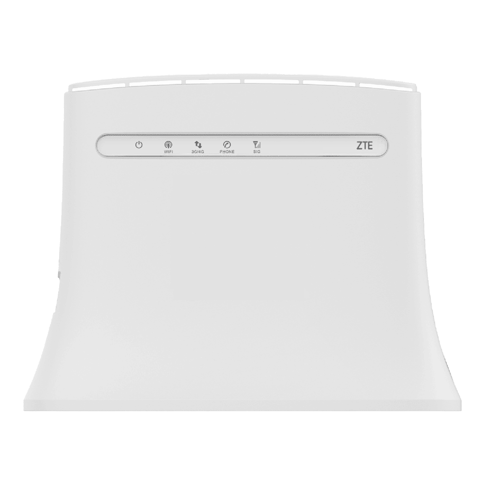 Indoor Desktop Router ZTE MF283U