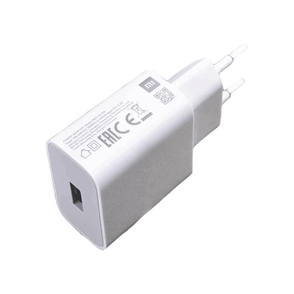 MI Charger 3A 33W Turbo Charge EU [Adapter Only]