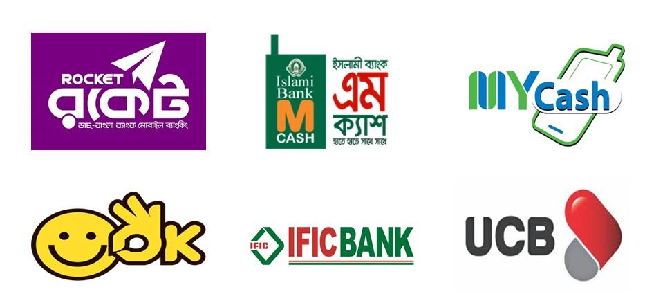 Mobicash Partner Banks
