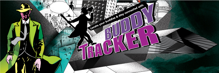 Buddy Tracker
