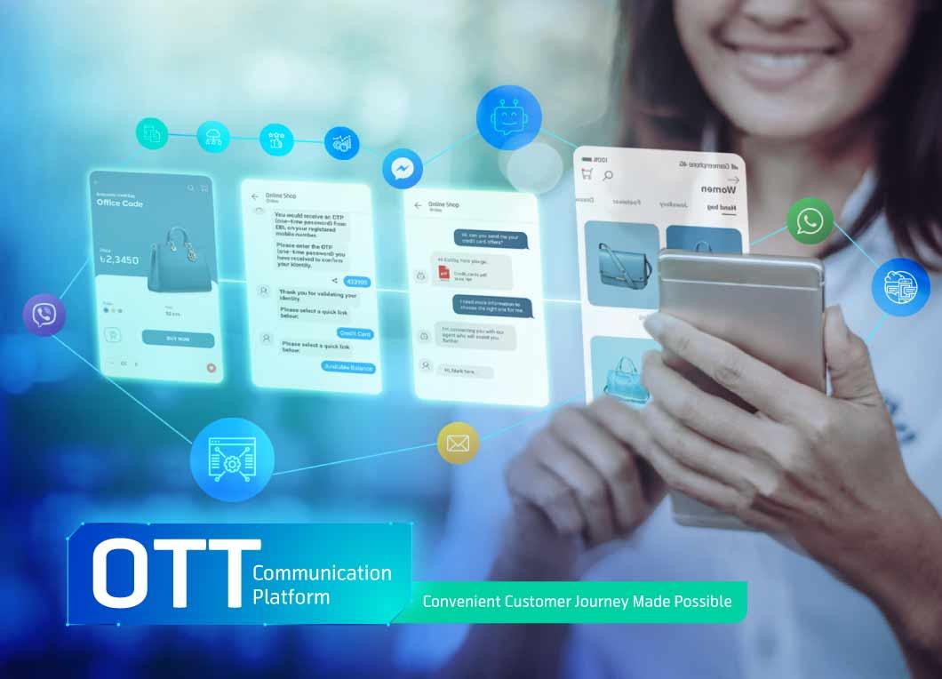 OTT Communication Platform