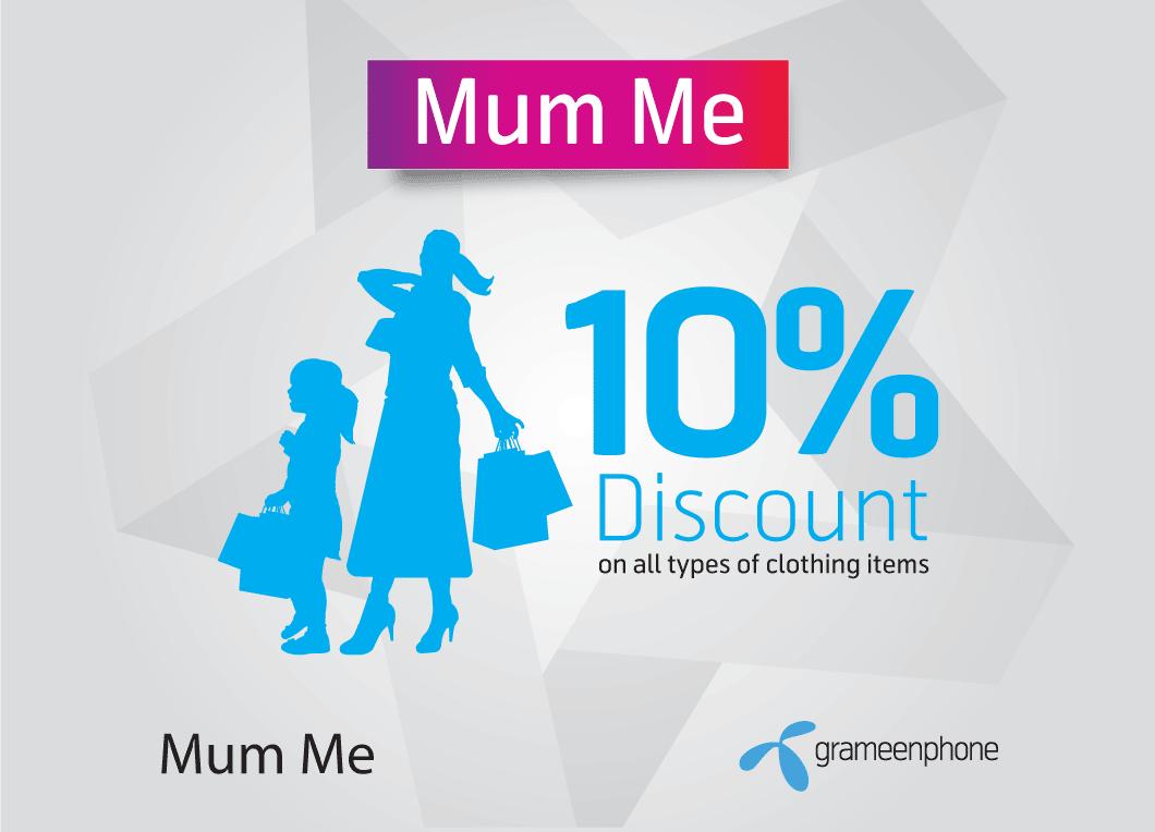 Grameenphone Star Offers at Mum Me