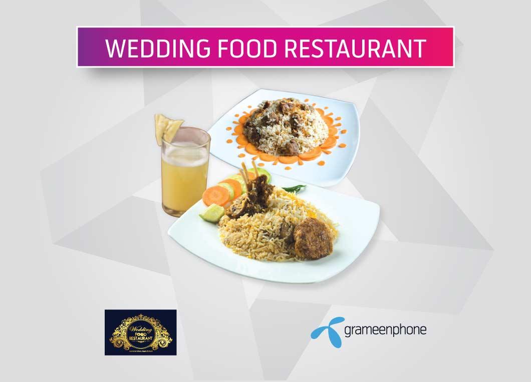 GP STAR Offer at Wedding Food Restaurant