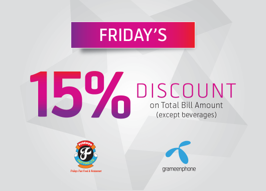 GP_Star_Discount_Offer_at_FRIDAY'S