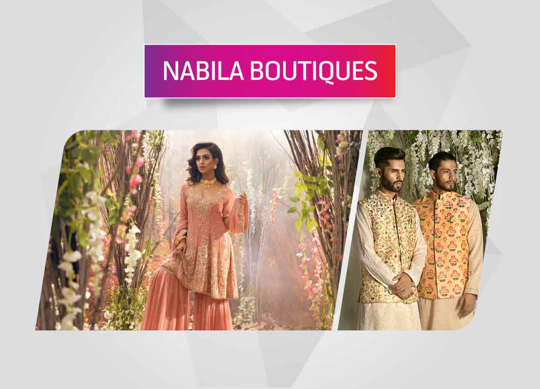 GP Star Can Get 15% Discount at Nabila Boutiques