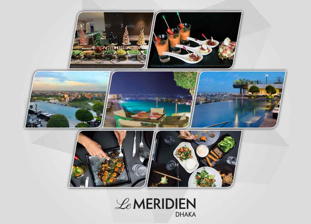 GP Star will get discount at Le meridien dhaka