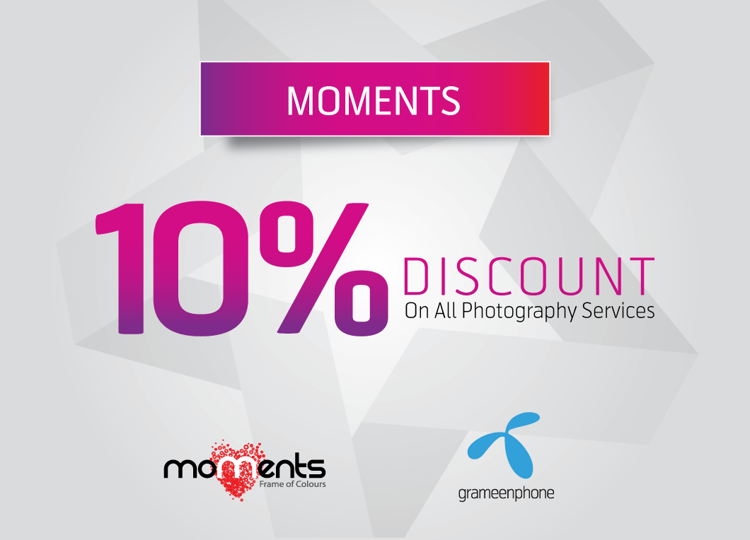 Star Offer at MOMENTS