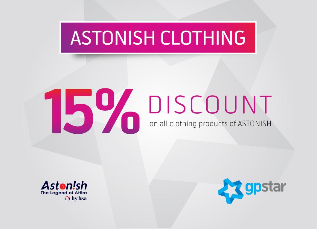ASTONISH STAR offer