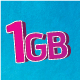1GB at Only Tk 86