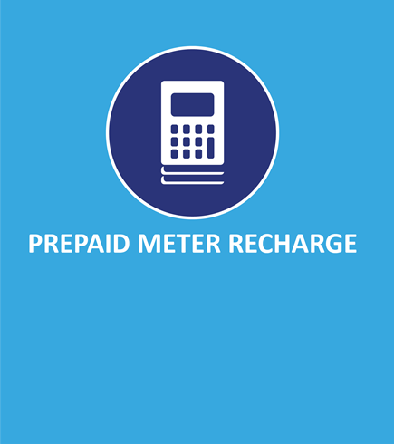 Utility Meter Recharge