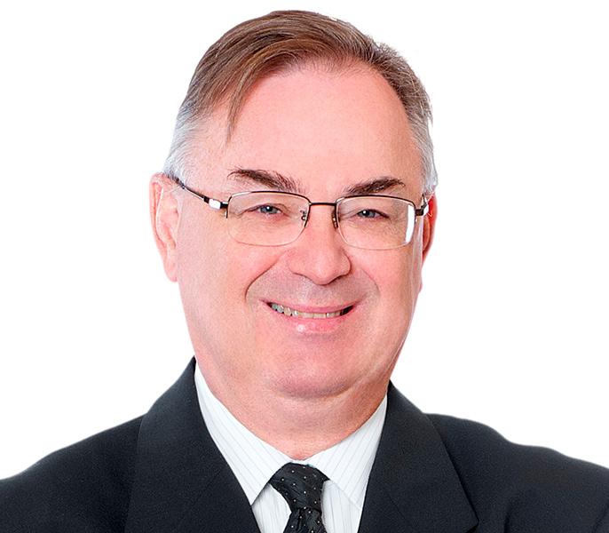 Mr. Gunnar Johan Bertelsen